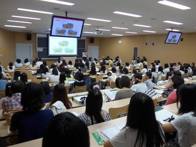 オープンキャンパス模擬授業のサムネイル画像